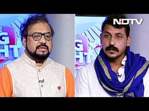 BJP Silent On Sonbhadra Massacre As Victims Are Tribals: Bhim Army Chief 'Ravan'