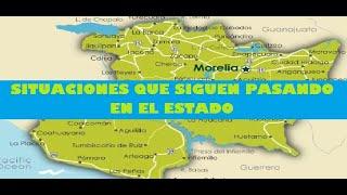 Morelia, Uruapan y Paracho #Michoacán el 29 y 30 de Mayo del 2020