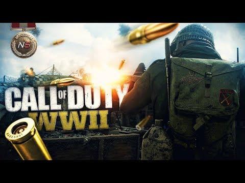 Call of Duty:WW2 is here! I'm back.