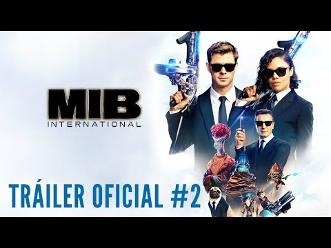 MEN IN BLACK: INTERNATIONAL. Tráiler Oficial #2 HD en español. En cines 14 de junio.