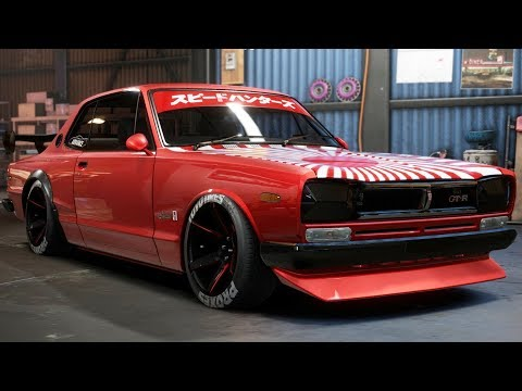 SKYLINE 2000 GTR - Abandoned Car #6 - Need for Speed: Payback