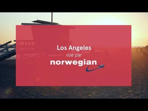 Découvrez Los Angeles avec Norwegian