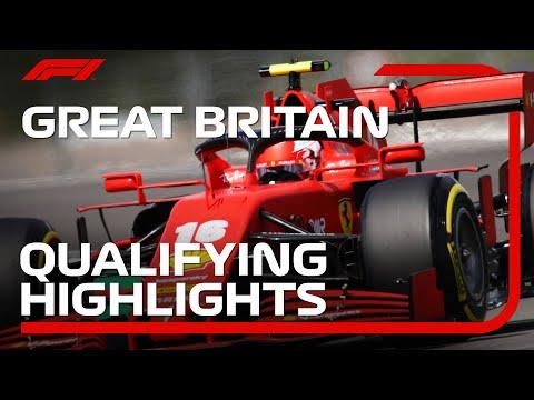 2020 British Grand Prix: Qualifying Highlights