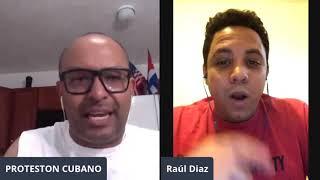 CUBANO QUE APOYA A ELIECER AVILA COMPARTE EN MI DIRECTA