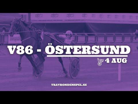 """V86 tips Östersund   Tre S - """"Mycket bra chans"""""""