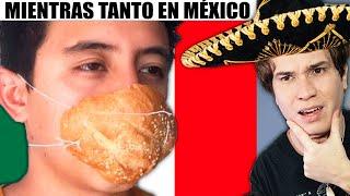 REACCIÓN a MEMES MEXICANOS de un EXTRANJERO