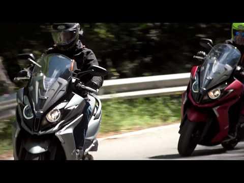 Motosx1000 : Test Kymco Super Dink 125 y 350