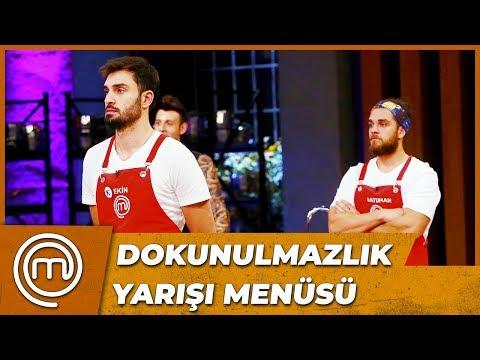 Dokunulmazlık Oyunu Menüsü Açıklandı | MasterChef Türkiye 65.Bölüm