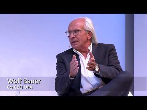 40. mediengipfel -  Die Programmmacher Wolf Bauer und Nico Hofmann im Gespräch mit Thomas Lückerath