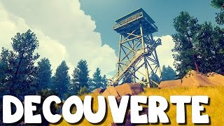 video : Naito75 (Decouverte) Firewatch en vidéo