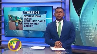 TVJ Sports News: Simpson Retires from the Track - January 22 2020