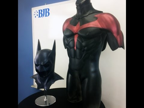 Batman Replica Cosplay with Iconic-FX
