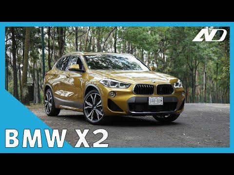 BMW X2 - dos es mejor que uno - Primer Vistazo