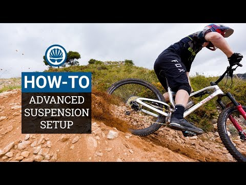 Advanced MTB Suspension Setup - How To Find The Perfect Balance