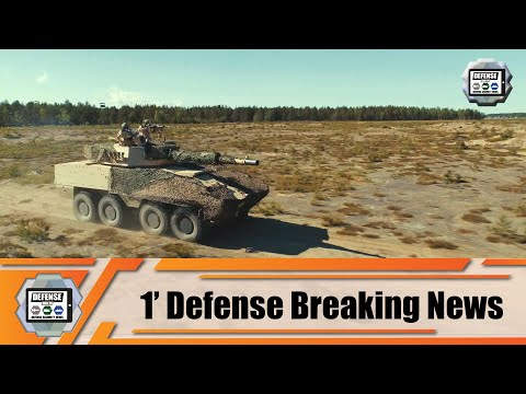 Bulgaria selects Patria AMV XP for its armored vehicle acquisition program 1' defense breaking news
