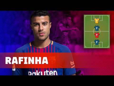 RAFINHA | MY TOP 4 (LEGENDS)