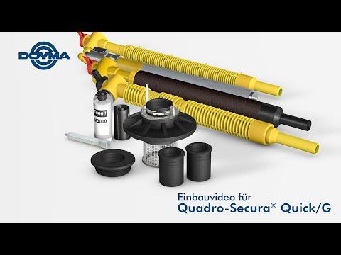 DOYMA Quadro-Secura® Quick/G – Einbauvideo