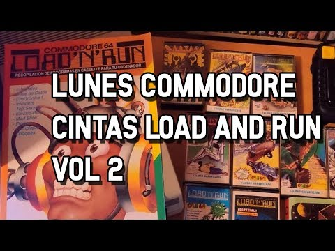 COMMODORE LOAD AND RUN VOL 2