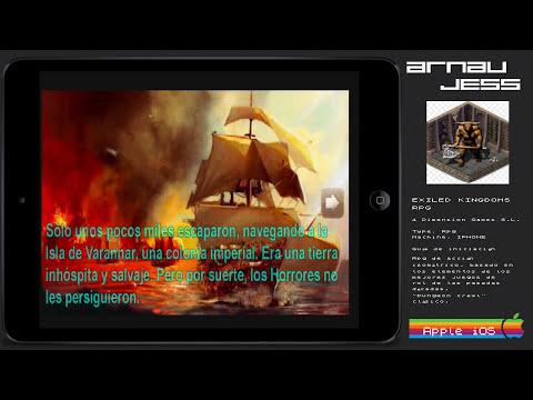 Guía iniciación: EXILED KINGDOMS RPG iOS game