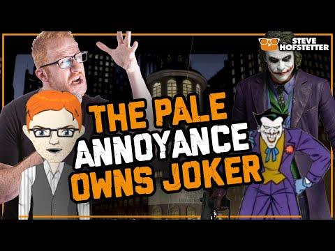 connectYoutube - The Joker vs. The Pale Annoyance (Steve Hofstetter)