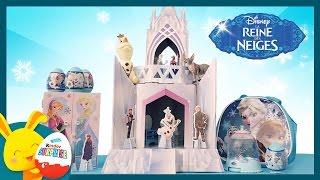 Le château de la reine des neiges  - Jouets pour enfants - titounis