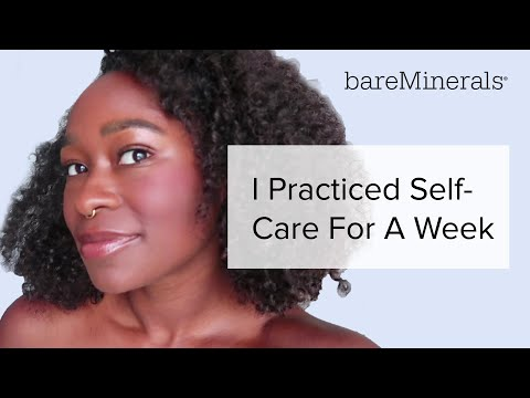 I Practiced Self-Care For A Week