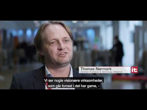 Internet of Things (IoT), Thomas Nørmark, itelligence