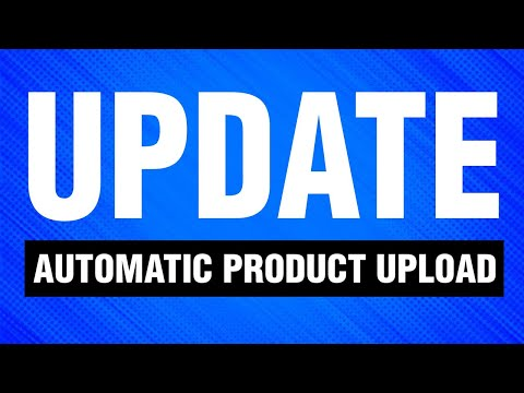 Merch By Amazon Update: Automatic Product Upload