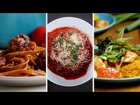 Hot And Hearty Spaghetti Recipes