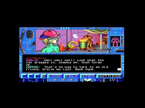 Grelox: Colony 7 ZX Spectrum Next