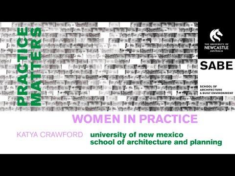 Women in Practice: Katya Crawford | University of New Mexico
