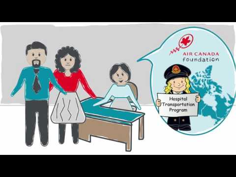 Meet Emili and Aidan - Air Canada Foundation Hospital Transportation Program