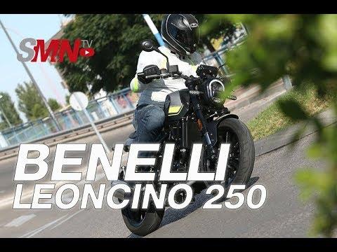 Prueba Benelli Leoncino 250 2019 [FULLHD]