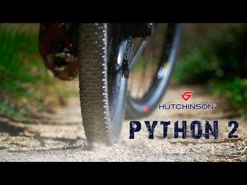 Míticos y extraordinarios neumáticos:  Hutchinson Python 2