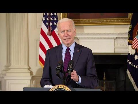 Plan de ayudas sociales: Biden propone subir impuestos al 1% más rico