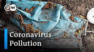 What effect does the coronavirus pandemic have on pollution and climate change | DW News