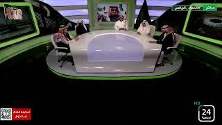 صالح الطريقي : حماس حسين عبدالغني وهو لاعب يخرج الفريق من طوره