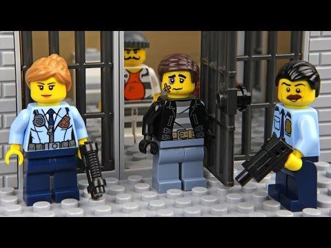 connectYoutube - Lego Prison Break 2