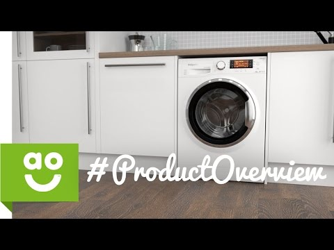 Hotpoint RPD10657JX Washing Machine - AO.com Review
