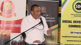 Tufton Calls For More Citizen Involvement Against Dengue   News   CVMTV