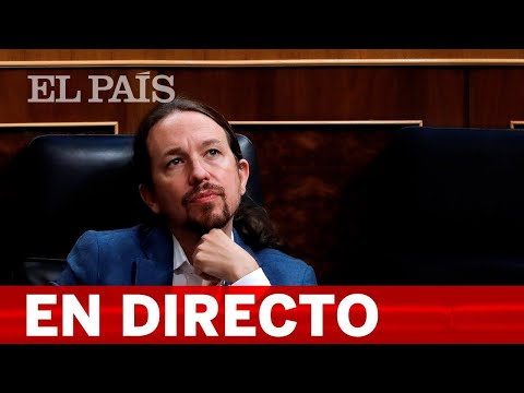 DIRECTO | Pablo Iglesias comparece en el pleno del Senado