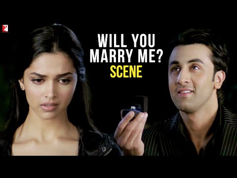 Will You Marry Me? | Bachna Ae Haseeno | Scene | Ranbir Kapoor | Deepika Padukone