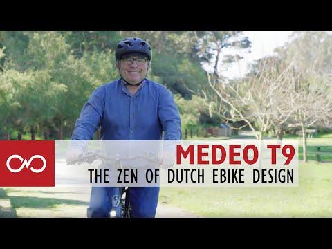Review: Gazelle Medeo T9 Electric Bike