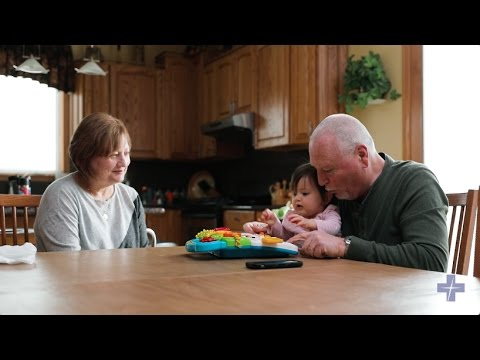 A Grandfather Who's Grateful for a Second Chance
