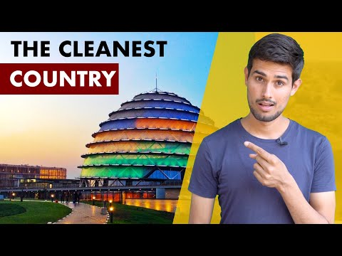 Inside Africa's No.1 Cleanest Country   Ground Report by Dhruv Rathee