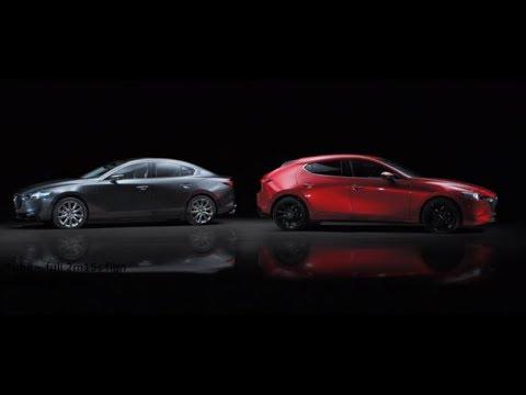 Helt nya Mazda3 Lanseringsfilm