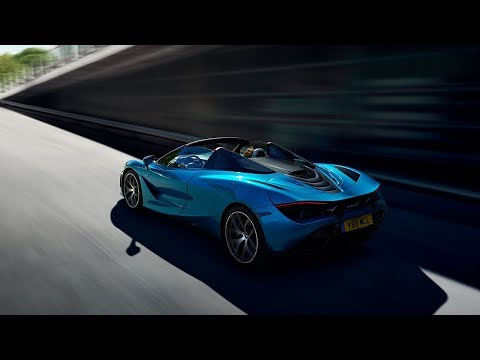The new McLaren 720s Spider ? Some see more