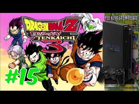 Retrocasameva #15 - Dragon Ball Z Budokai Tenkaichi 3 [PS2]