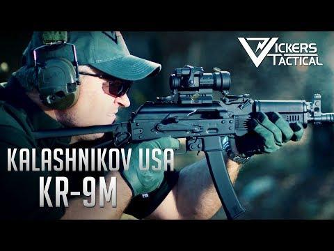 KALASHNIKOV USA KR-9M Submachine Gun