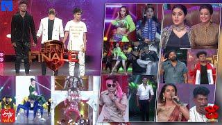 Dhee Champions Grand Finale Promo - 9th December 2020 - Sudheer,Hyper Aadi,Rashmi,Varshni,Priyamani - MALLEMALATV